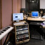 Оборудование звукозаписывающей студии