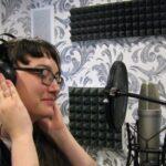 Запись вокала в студии