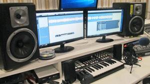 Аренда студии звукозаписи
