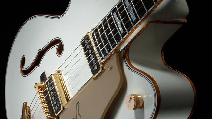 Обработка гитары