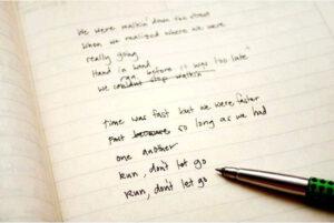 Тексты песен на заказ