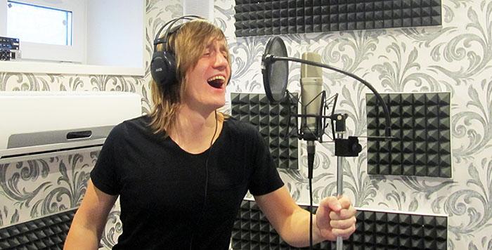Коррекция вокала