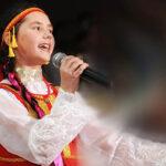 Запись русских народных песен