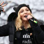 Мадонна временно запретила съемку