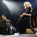 Группа Queen и их новый тур