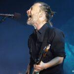 Группа Radiohead отыграла первый концерт в этом году