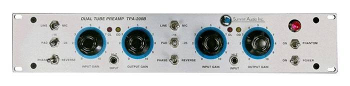 Ламповый предусилитель Summit Audio TPA200b