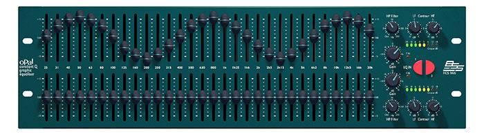 Эквалайзер BSS Audio Opal FCS-966