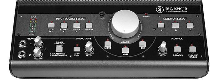 Мониторный контроллер Mackie Big Knob