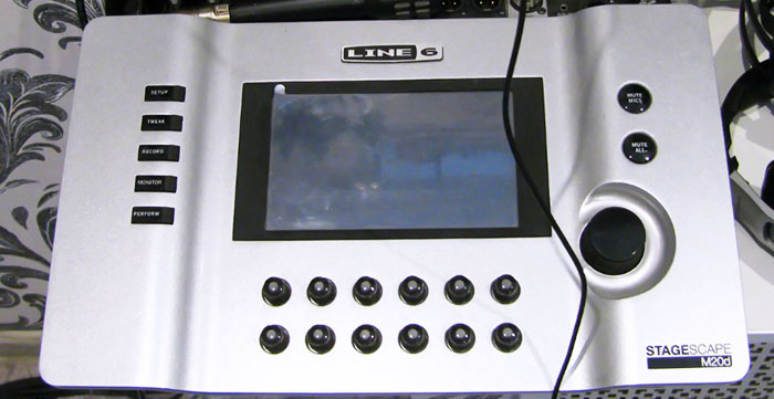 Микшерный пульт Line 6 Stage Scape M20D