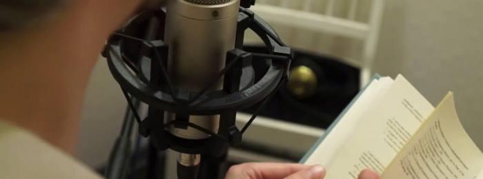 Запись аудиокниг