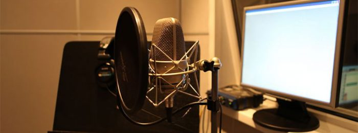 Заказать аудио перевод