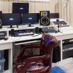 аренда помещения студии-звукозаписи