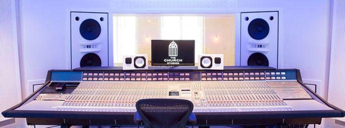 Круглосуточная студия звукозаписи