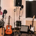Маленькая студия звукозаписи