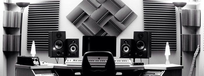 Музыкальная студия звукозаписи