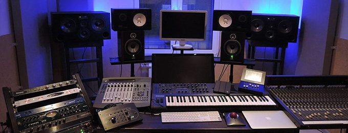 Студия звукозаписи для начинающих