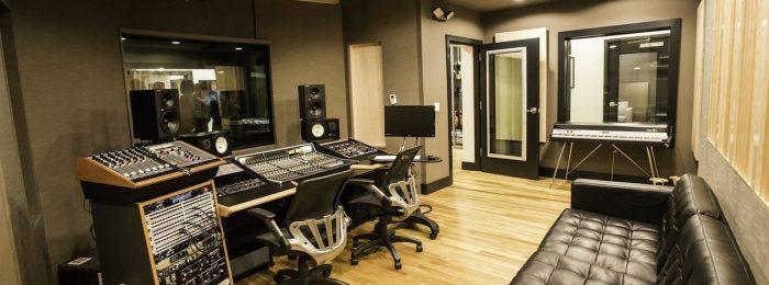Студия звукозаписи без звукорежиссера
