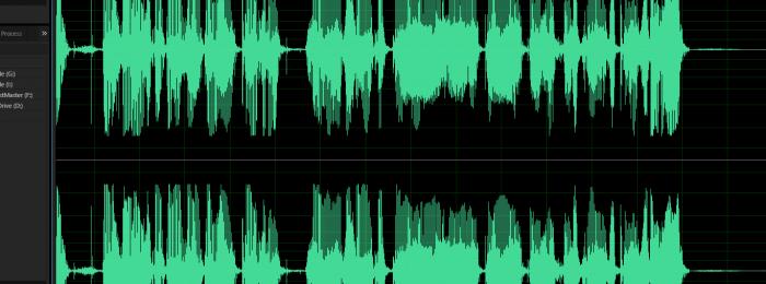 Обработка песни удаленно