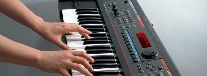 Запись клавишных удаленно